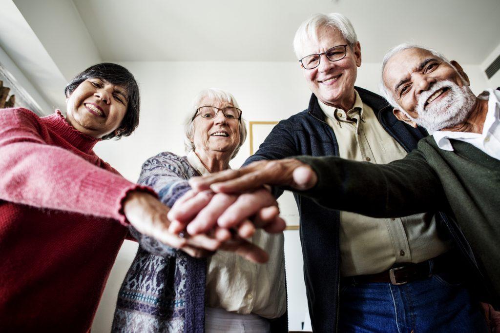 Journée internationale des aînés