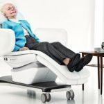 Oubliez la chaise berçante : voici la chaise multisensorielle!