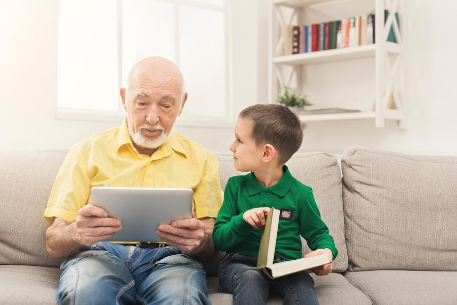 aînés, numérique, personnes âgées