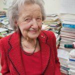La mère de la neuropsychologie : 100 ans et toujours active
