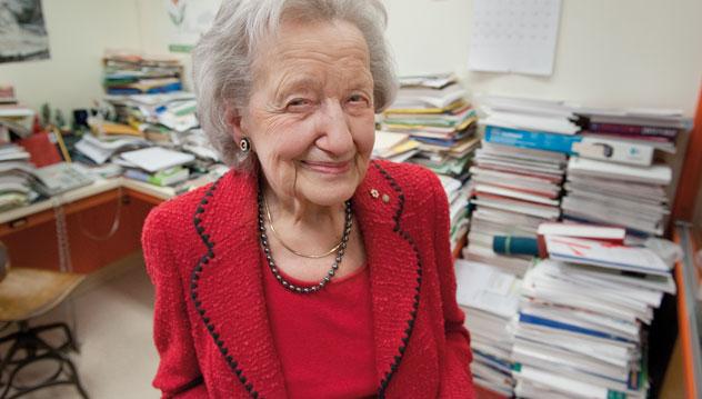 Brenda Miller, neuropsychologie