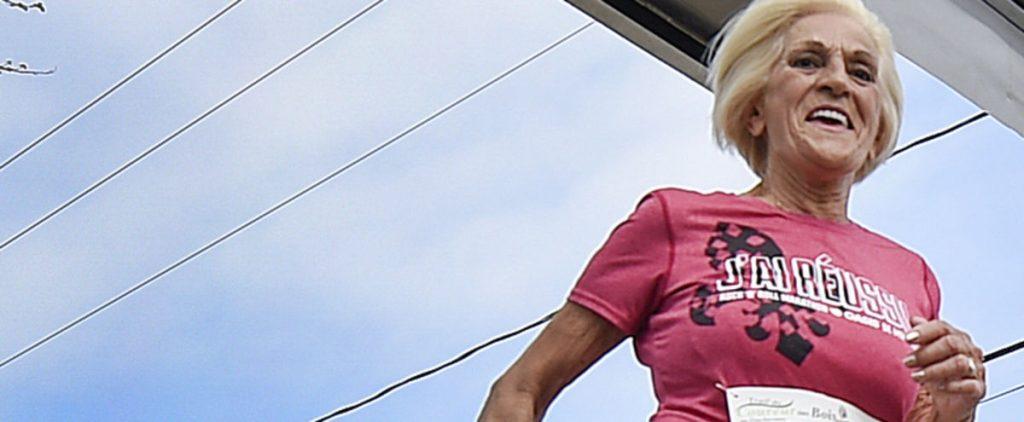 Yvette Drapeau, marathon, Vivre en résidences