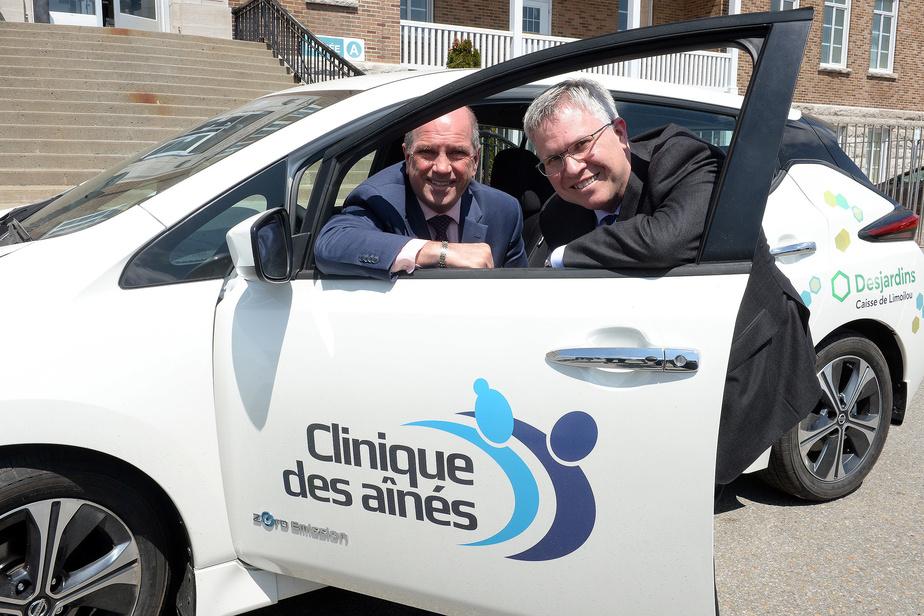 clinique des aînés, Québec