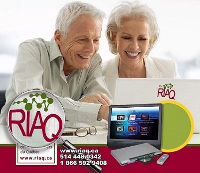 Réseau d'information des aînés du Québec, RIAQ