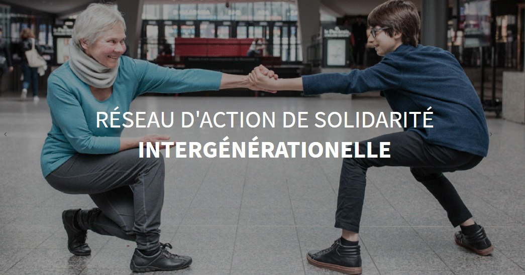 Intergénérations Québec