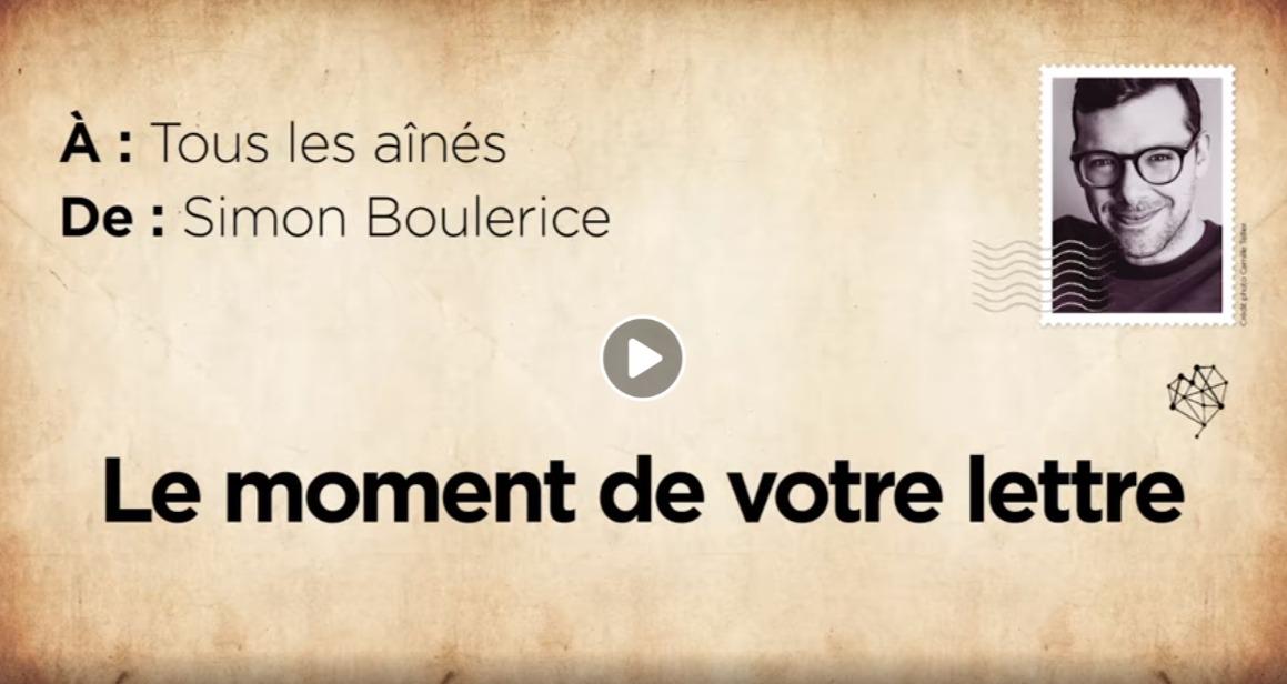 messages, réconfort, personnes âgées, Jean-Pier Gravel