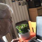 Des jeunes apprennent le français avec des aînés!