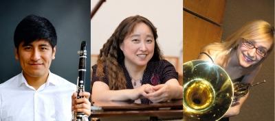 Concert - Tomoko Inui, Pedro Molina et Marie-Michèle Bertrand