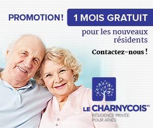 Le Charnycois - Sidebar