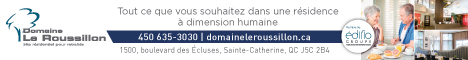 Domaine le Roussillon - résultats de recherche