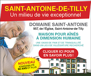 Domaine St-Antoine - Sidebar (big box)