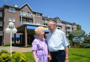 Vivre en résidence, Résidence Richelieu, résidences pour personnes âgées, résidences pour retraité, résidence