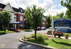Vivre en résidence, Résidence St-Louis, résidences pour personnes âgées, résidences pour retraité, résidence