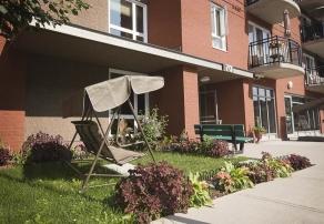 Vivre en résidence, Cité-jardin - Tours I à IV, résidences pour personnes âgées, résidences pour retraité, résidence