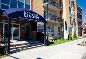Vivre en résidence, Manoir Gouin, résidences pour personnes âgées, résidences pour retraité, résidence