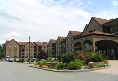 Manoir Mont Saint-Hilaire