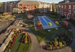 Vivre en résidence, Les Promenades du Parc, résidences pour personnes âgées, résidences pour retraité, résidence