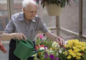 Vivre en résidence, Les Résidences du Précieux-Sang, résidences pour personnes âgées, résidences pour retraité, résidence