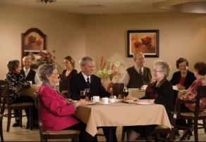 Vivre en résidence, Manoir Duberger, résidences pour personnes âgées, résidences pour retraité, résidence
