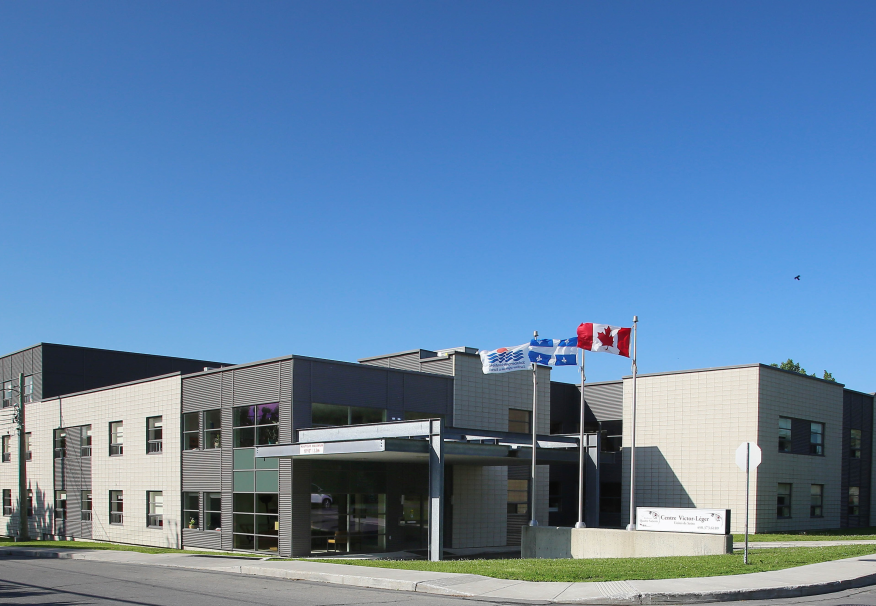 Centre Victor-Léger - 32, rue Victor-Léger, Salaberry-de-Valleyfield