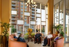 Vivre en résidence, Domaine des Forges, résidences pour personnes âgées, résidences pour retraité, résidence