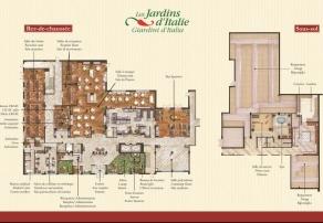 Vivre en résidence, Jardins d'Italie (Les), résidences pour personnes âgées, résidences pour retraité, résidence