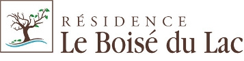 Résidence Le Boisé du Lac