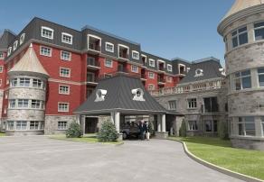 Vivre en résidence, Manoir Fontainebleau, résidences pour personnes âgées, résidences pour retraité, résidence