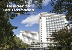 Vivre en résidence, Résidence Les Cascades, résidences pour personnes âgées, résidences pour retraité, résidence