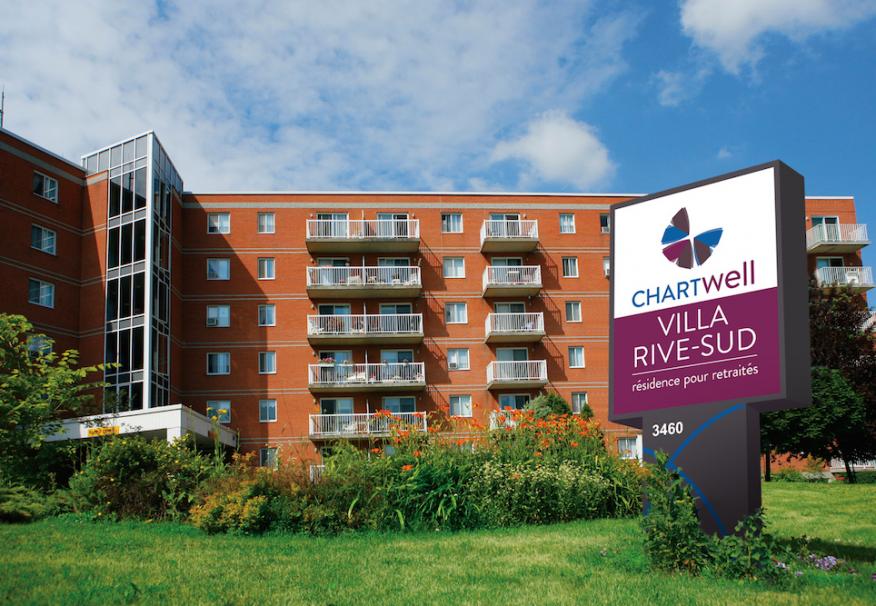 Chartwell Villa Rive-Sud