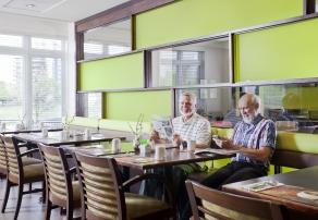 Vivre en résidence, Le Cherbourg 2, résidences pour personnes âgées, résidences pour retraité, résidence