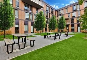 Les Appartements du Square-Angus