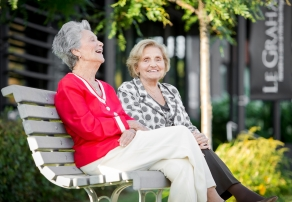 Vivre en résidence, Le Graham, résidences pour personnes âgées, résidences pour retraité, résidence