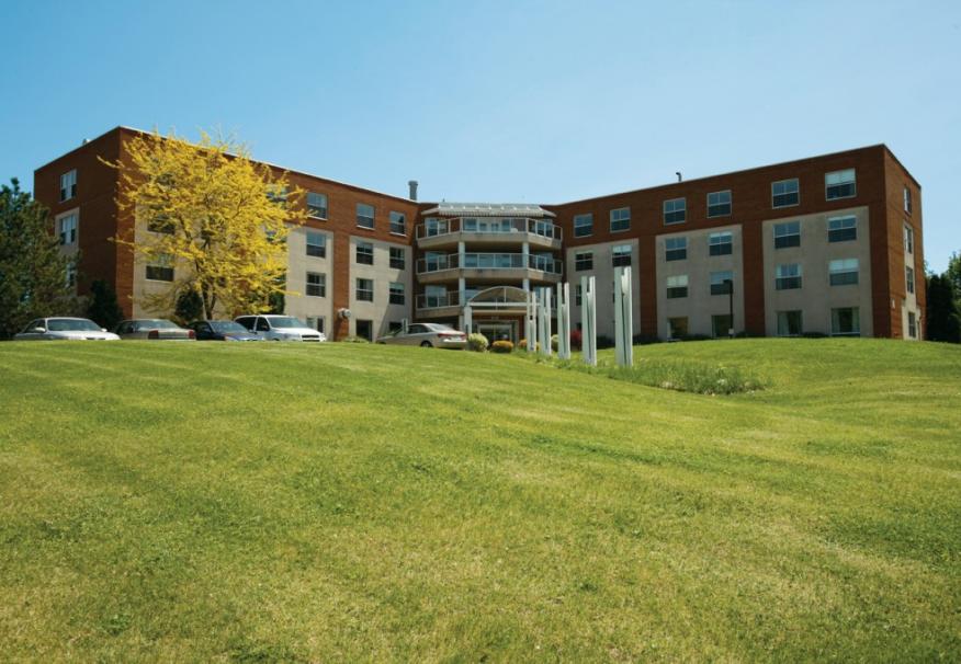Vivre en résidence, Centre d'hébergement Champlain Châteauguay, résidences pour personnes âgées, résidences pour retraité, résidence