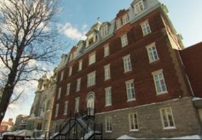 Vivre en résidence, L'Ancien Pensionnat Côte-Saint-Paul, résidences pour personnes âgées, résidences pour retraité, résidence