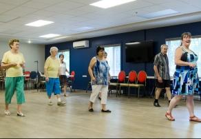 Vivre en résidence, Domaine Le Roussillon, résidences pour personnes âgées, résidences pour retraité, résidence