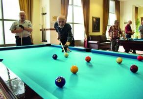Vivre en résidence, Les Résidences Soleil Manoir Laval, résidences pour personnes âgées, résidences pour retraité, résidence