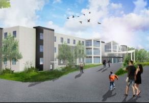 Vivre en résidence, Le CHSLD Marguerite-Rocheleau, résidences pour personnes âgées, résidences pour retraité, résidence