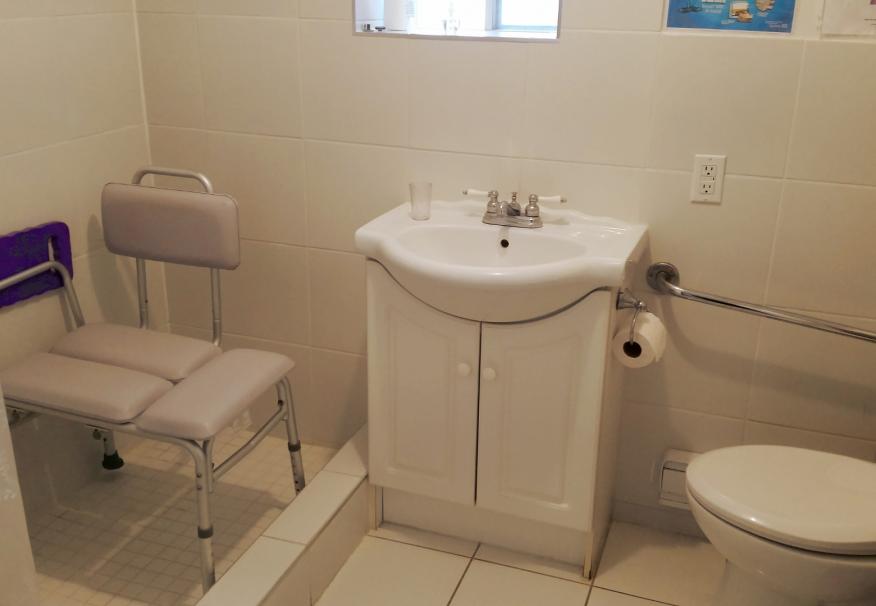 Exemple salle de bain