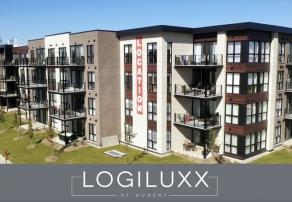 Vivre en résidence, Logiluxx St-Hubert II, résidences pour personnes âgées, résidences pour retraité, résidence