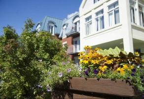 Vivre en résidence, Le Havre du Trait-Carré, résidences pour personnes âgées, résidences pour retraité, résidence