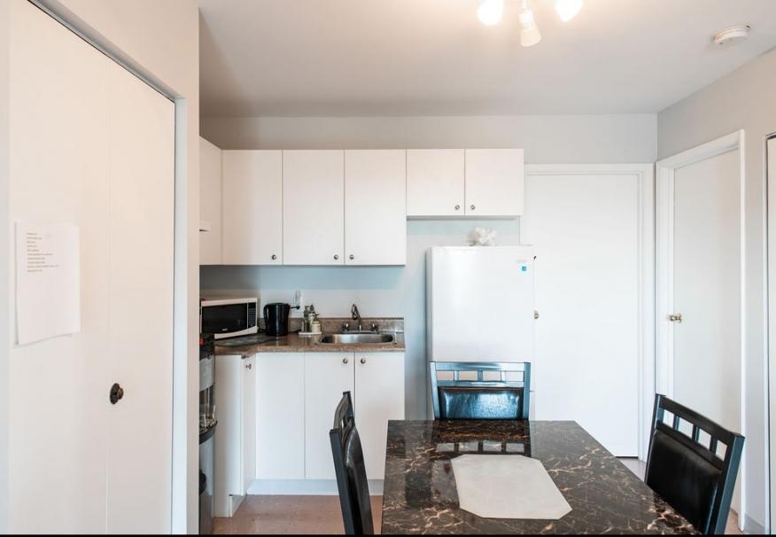 Appartement modèle - Cuisine