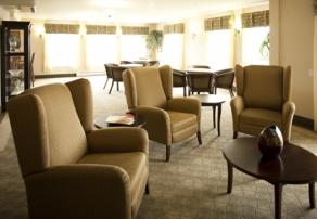 Vivre en résidence, Manoir et Cours de l'Atrium, résidences pour personnes âgées, résidences pour retraité, résidence