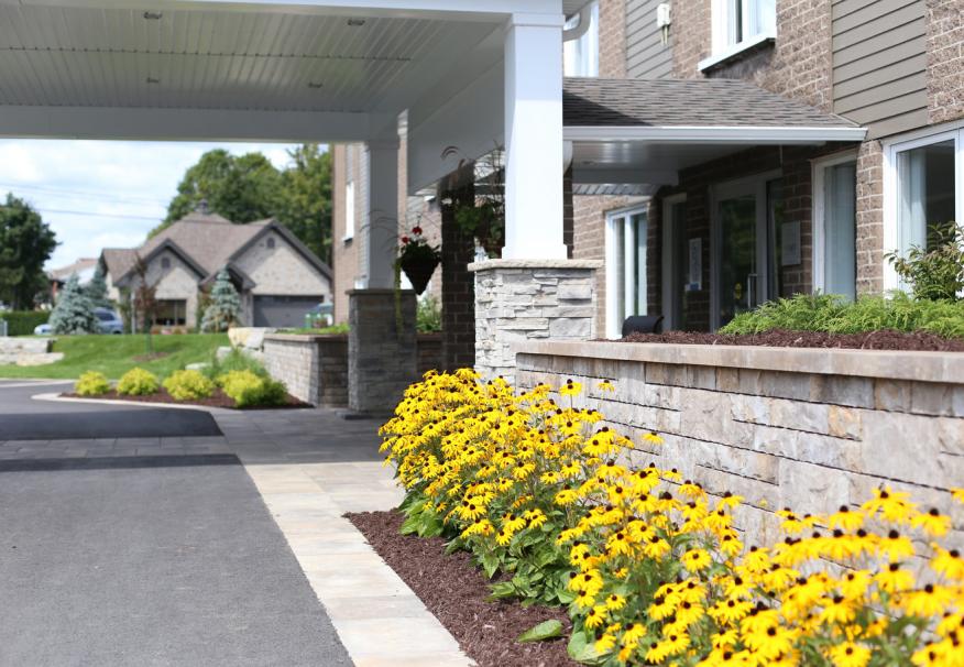 Vivre en résidence, Villa St-Georges, résidences pour personnes âgées, résidences pour retraité, résidence