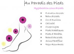 Au Paradis des pieds